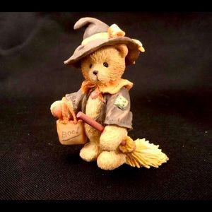 "Enesco Cherished Teddy Bear ""Gretel"""